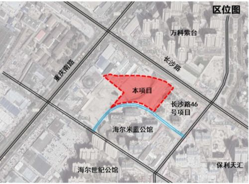 爐具廠二期區位圖