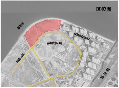 """中國鋼研""""一院一園""""項目區位圖"""