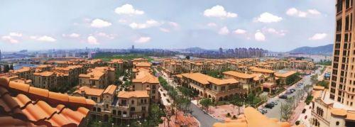 4绿城·理想之城实景拍摄